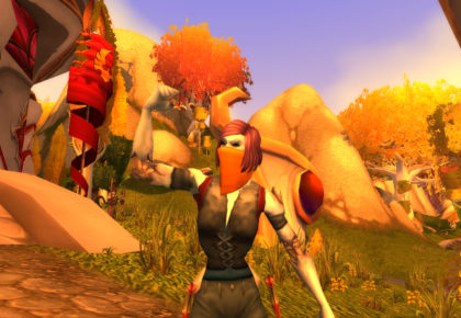 The wow peasant leveling challenge