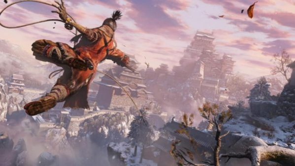 EIDOLON_TV – Sekiro #1